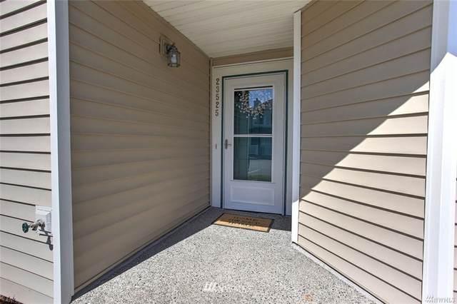 23525 54th Avenue S 4-1, Kent, WA 98032 (#1735859) :: NextHome South Sound
