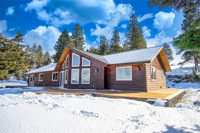 331 Hidden Valley Road, Cle Elum, WA 98922 (#1735882) :: Shook Home Group