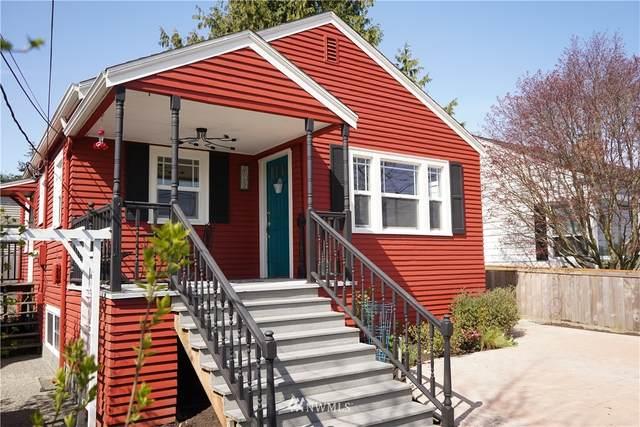 8045 24th Avenue NW, Seattle, WA 98117 (#1735920) :: Ben Kinney Real Estate Team