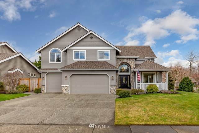 15431 70th Avenue SE, Snohomish, WA 98296 (#1736050) :: The Original Penny Team