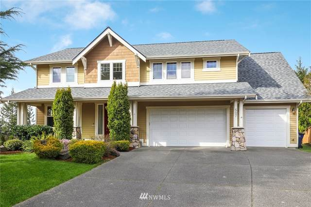 507 55th Way SE, Auburn, WA 98092 (MLS #1736067) :: Brantley Christianson Real Estate