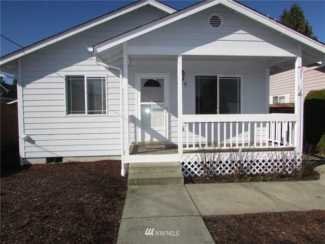 275 S Second Street, Buckley, WA 98321 (MLS #1736154) :: Brantley Christianson Real Estate