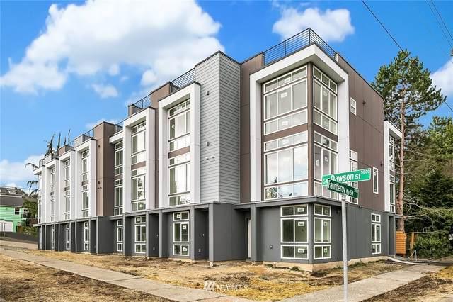 3912 SW Dawson Street, Seattle, WA 98136 (#1736181) :: Canterwood Real Estate Team