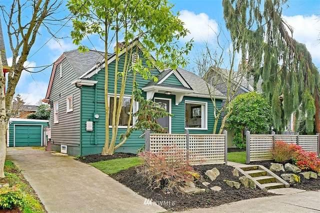 7032 21st Avenue NW, Seattle, WA 98117 (MLS #1736255) :: Brantley Christianson Real Estate