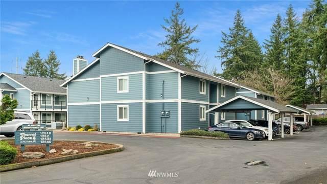 12532 SE 32nd Street #38, Bellevue, WA 98005 (#1736313) :: Priority One Realty Inc.