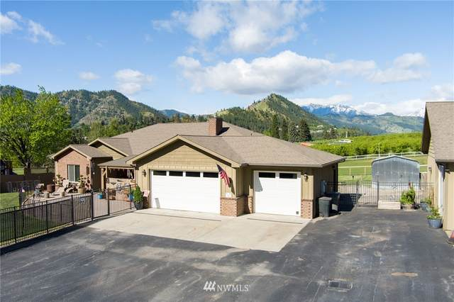 6310 Hay Canyon Road, Cashmere, WA 98815 (#1736337) :: Northwest Home Team Realty, LLC