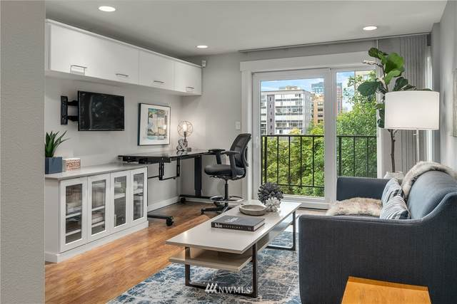 1300 University Street 5A, Seattle, WA 98101 (#1736397) :: The Royston Team