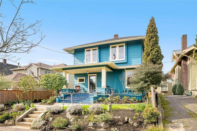 3129 34th Avenue S, Seattle, WA 98144 (#1736482) :: Lucas Pinto Real Estate Group