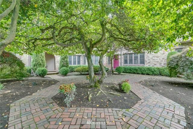 1201 E John Street #6, Seattle, WA 98102 (#1736500) :: Better Homes and Gardens Real Estate McKenzie Group