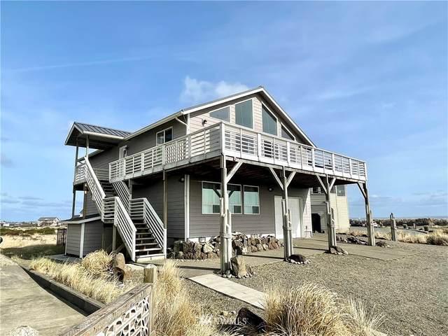 1593 E Ocean Shores Boulevard SW, Ocean Shores, WA 98569 (#1736520) :: NextHome South Sound