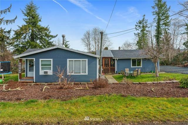 835 Barnhart Street, Raymond, WA 98577 (MLS #1736553) :: Brantley Christianson Real Estate