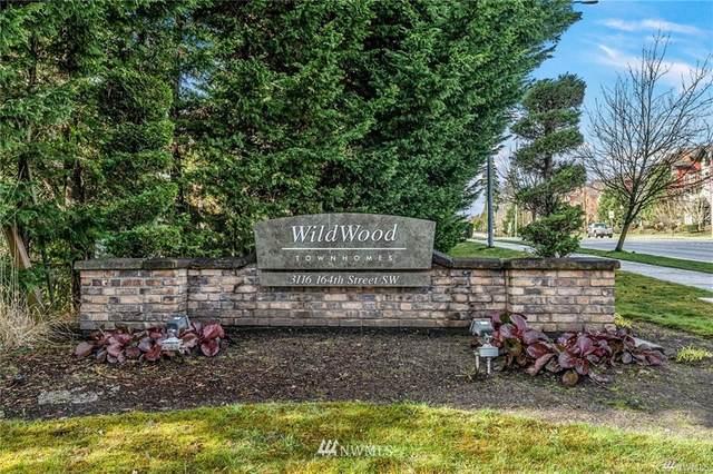 3116 164th Street SW #1507, Lynnwood, WA 98087 (#1736688) :: Alchemy Real Estate