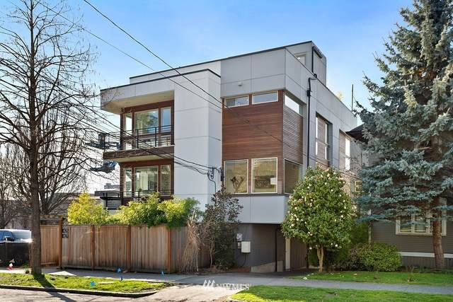 827 14th Avenue, Seattle, WA 98122 (#1736689) :: The Shiflett Group