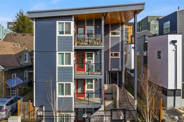 5246 Brooklyn Ave NE, Seattle, WA 98105 (#1736705) :: Better Properties Real Estate
