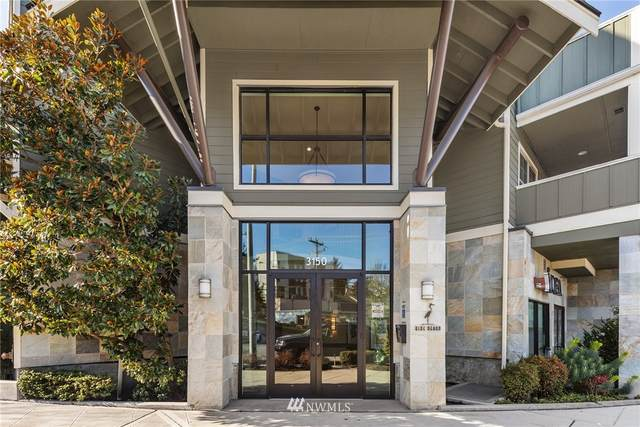 3150 W Government Way #201, Seattle, WA 98199 (#1736744) :: Shook Home Group
