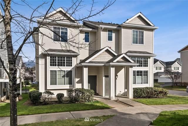 1121 63rd Street SE A, Auburn, WA 98092 (#1736745) :: Shook Home Group
