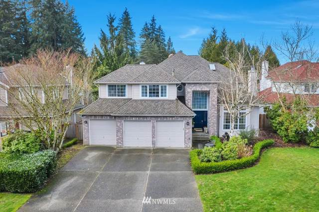22711 SE 27th Street, Sammamish, WA 98075 (#1736857) :: The Original Penny Team
