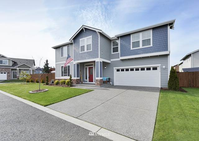 20516 80th Avenue E, Spanaway, WA 98387 (#1736905) :: Hauer Home Team