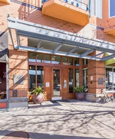 2414 1st Avenue #524, Seattle, WA 98121 (#1736973) :: Costello Team