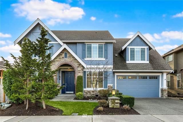 20895 SE 18th Place, Sammamish, WA 98075 (MLS #1737052) :: Brantley Christianson Real Estate