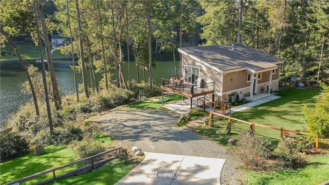 10907 Sunfish Place, Anderson Island, WA 98030 (#1737055) :: Pacific Partners @ Greene Realty