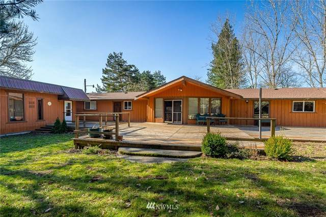 209 Lake Creek Road, Boistfort, WA 98532 (#1737068) :: The Shiflett Group
