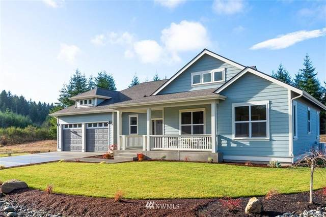 17 Snider Peak Lane, Port Ludlow, WA 98365 (#1737100) :: M4 Real Estate Group