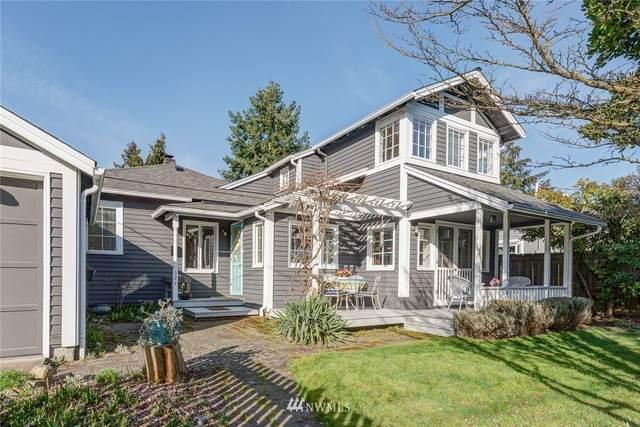 324 NE 53rd Street, Seattle, WA 98105 (#1737149) :: The Shiflett Group