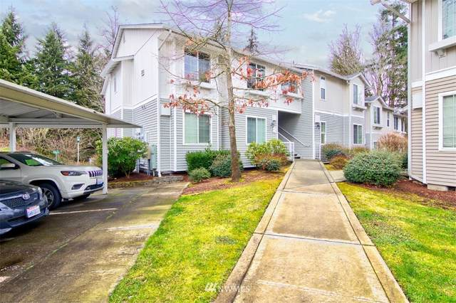 3006 SE 8th Street #2120, Renton, WA 98058 (#1737182) :: Urban Seattle Broker