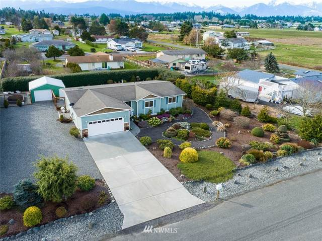 1461 Thornton Drive, Sequim, WA 98382 (#1737249) :: Engel & Völkers Federal Way