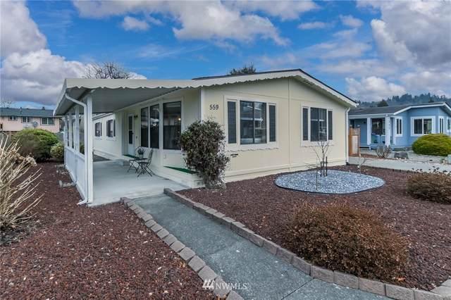 1402 22nd Street NE #559, Auburn, WA 98002 (MLS #1737250) :: Brantley Christianson Real Estate