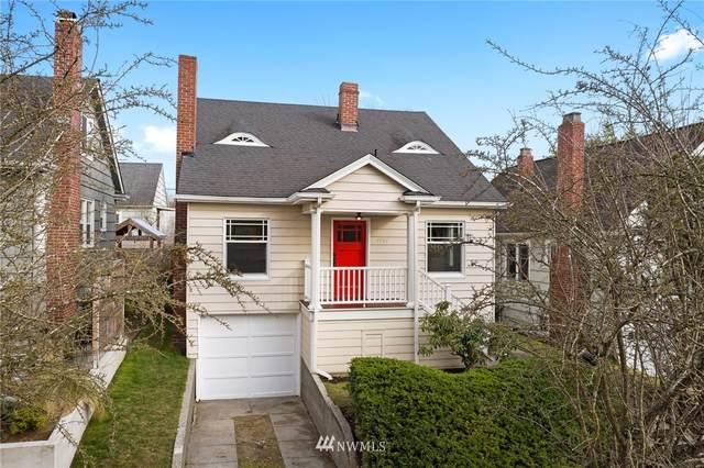 4724 35th Avenue NE, Seattle, WA 98105 (#1737258) :: Hauer Home Team