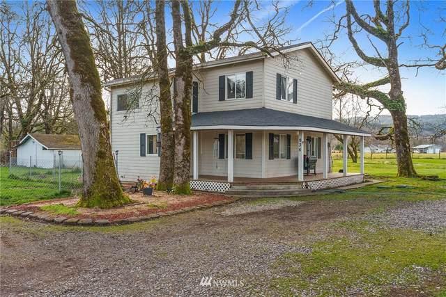 936 S Bank Road, Oakville, WA 98568 (#1737284) :: Better Properties Real Estate