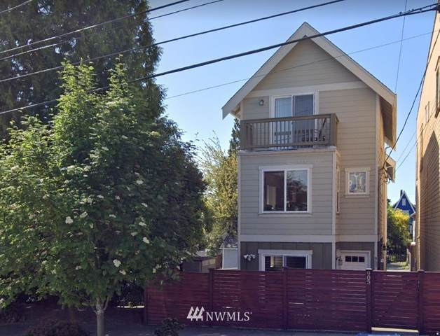 905 N 73rd Street, Seattle, WA 98103 (#1737419) :: Hauer Home Team