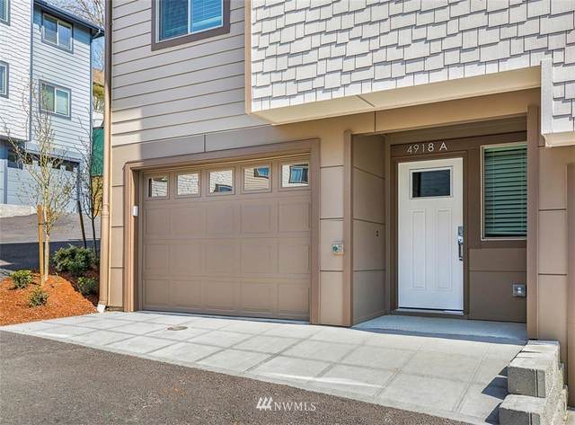 4918 S Willow Street A, Seattle, WA 98118 (#1737543) :: Hauer Home Team