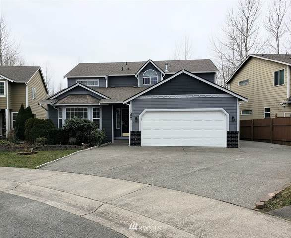 13002 SE 266th Place, Kent, WA 98030 (#1737552) :: Priority One Realty Inc.