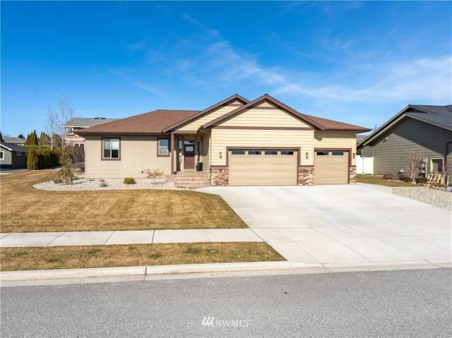 434 Laurie Drive, Wenatchee, WA 98801 (#1737556) :: The Snow Group