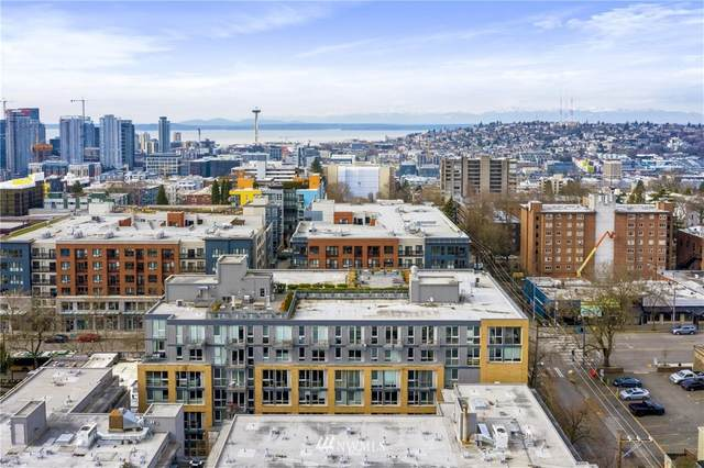 530 Broadway Avenue E #513, Seattle, WA 98102 (#1737645) :: Costello Team