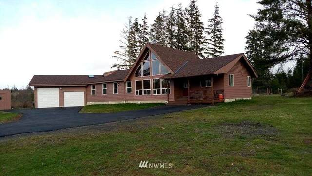 16 Williams Creek Road, South Bend, WA 98586 (#1737805) :: M4 Real Estate Group