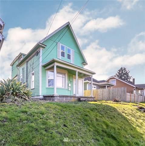 2112 S 12TH Street, Tacoma, WA 98405 (#1737834) :: Keller Williams Realty