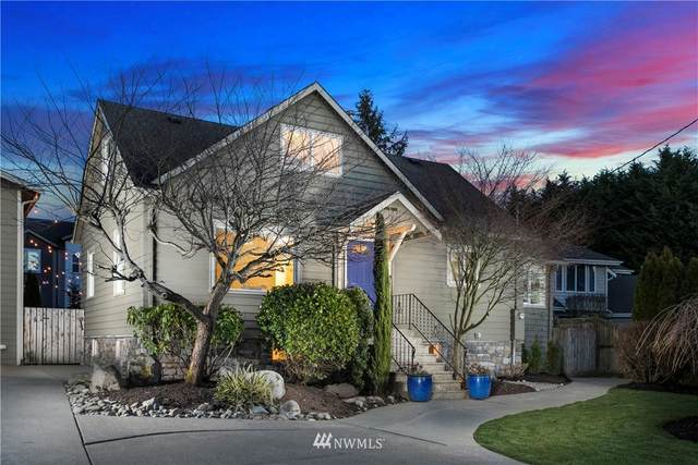 18526 2nd Avenue SW, Normandy Park, WA 98166 (MLS #1737853) :: Brantley Christianson Real Estate
