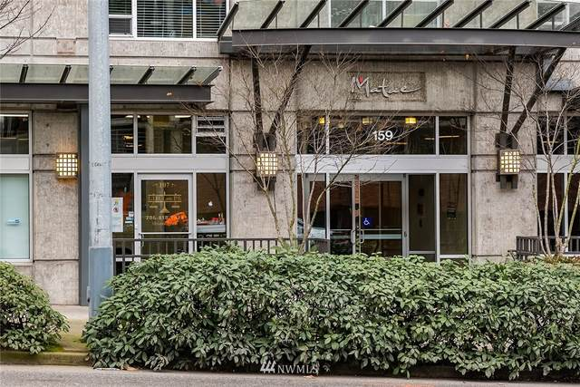 159 Denny Way #411, Seattle, WA 98109 (#1738057) :: The Snow Group
