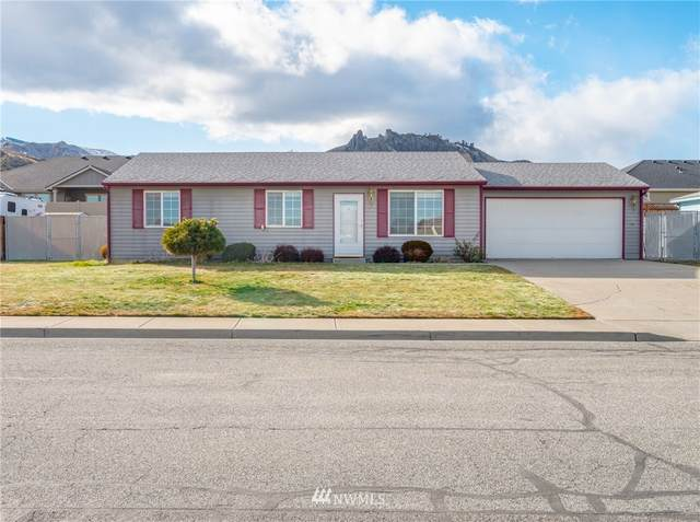 1718 Lincoln Park Circle, Wenatchee, WA 98801 (MLS #1738089) :: Brantley Christianson Real Estate