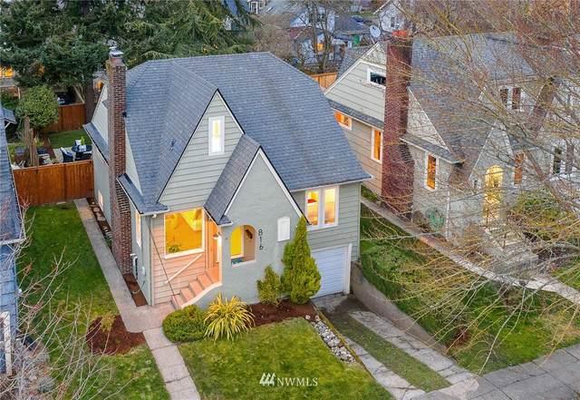 816 NE 56th Street, Seattle, WA 98105 (#1738188) :: Costello Team