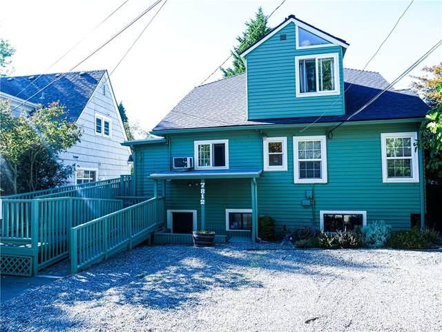 7812 Lake City Way NE, Seattle, WA 98115 (#1738243) :: Better Properties Real Estate