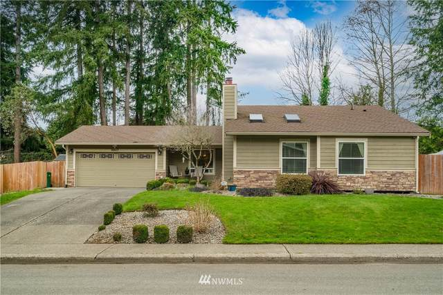 36617 25th Avenue S, Federal Way, WA 98003 (#1738297) :: Shook Home Group