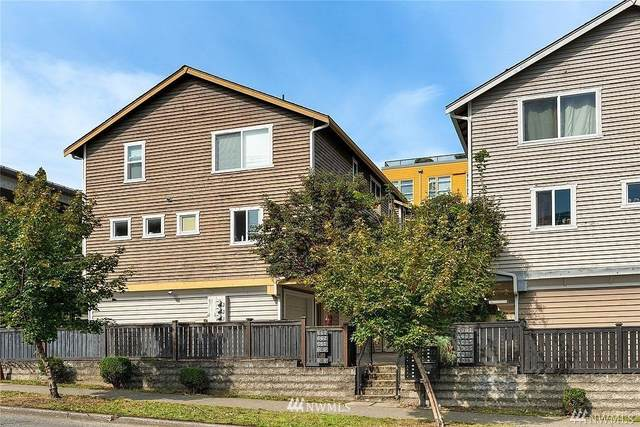 662 NE 40th Street, Seattle, WA 98105 (#1738331) :: Better Properties Real Estate