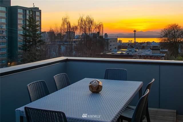 605 Malden Avenue E A, Seattle, WA 98112 (#1738373) :: Keller Williams Realty