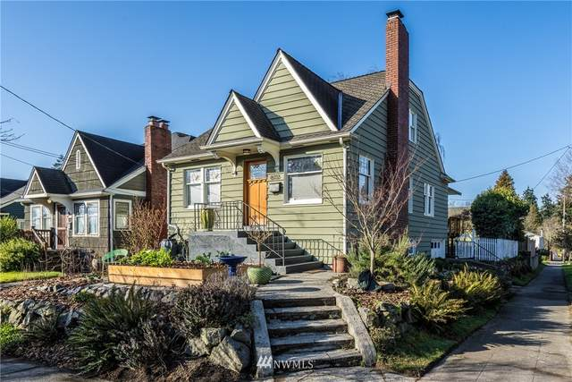 6755 17th Avenue NW, Seattle, WA 98117 (#1738571) :: Northern Key Team