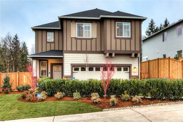 26400 203rd  (Lot 26) Avenue SE, Covington, WA 98042 (#1738640) :: The Snow Group